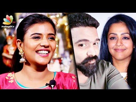 Exclusive: Aishwarya Rajesh about her next movie with Mani Ratnam | Simbu, Jyothika | Interview