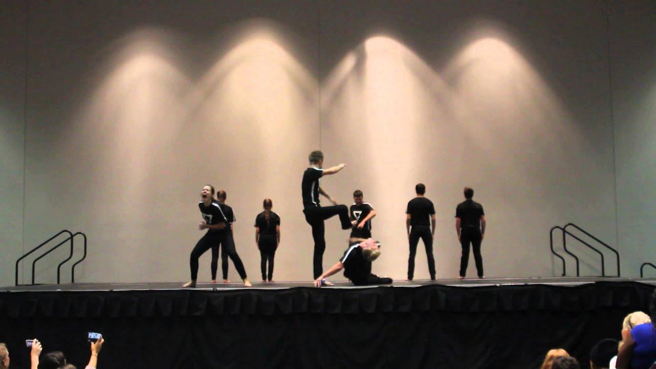 National Fine Arts 2014 - Illusion - Large Human Video - YouTube