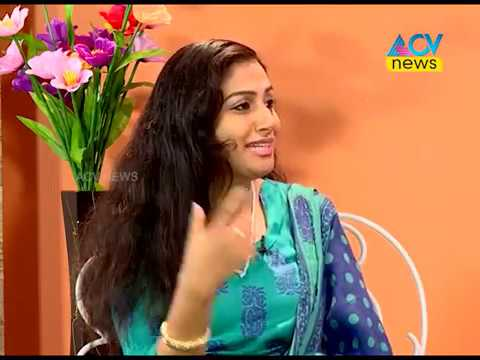 ACV NEWS MORNING PROGRAM HAVE A NICE DAY ACTORS ANJU NAIR 2018
