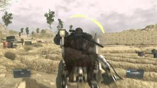 Phantom Pain D Walker H Discharger electric montage