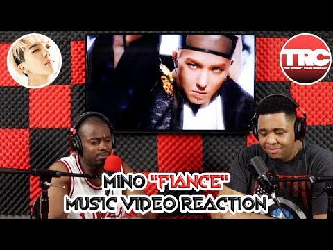 Mino  Fiancé  Music Video Reaction #music #reaction #kpop #khiphop