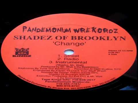 Shadez Of Brooklyn - Change/ When It Rains It Pours/ Survival Warz! (FULL VLS)