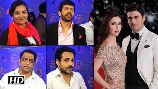 Bollywood Reacts On Shiv Sena Ban On Fawad & Mahira Khan