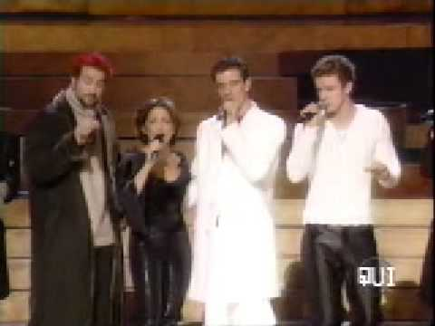 Music Of My Heart (Live) - Gloria Estefan & N Sync