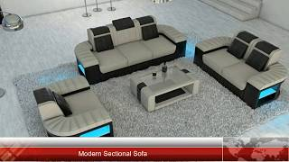 10 The Best Top Modern Sectional Sofa For Elegant Living Room On This Year