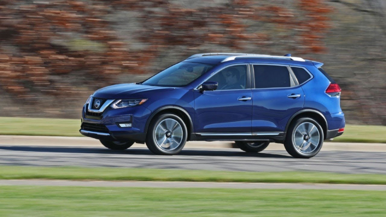 2018 Nissan Rogue Fuel Economy On The Spot