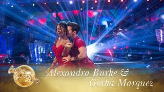 Alexandra and Gorka Salsa to 'Finally' by Cece Peniston - Strictly Come Dancing 2017