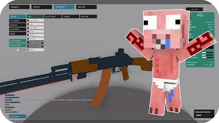 Aenh uses his new super weapon - Roblox Phantom Forces