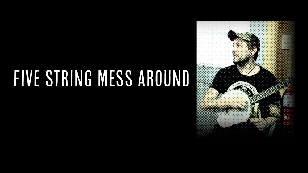 5 String Mess Around - Episode 006 - Mike Oberst (Clawhammer Banjo Lessons + Hangout)