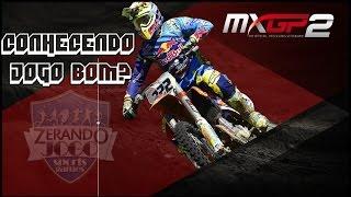 MXGP 2 - Gameplay - PC,PS4 XONE - Conhecendo PT-BR