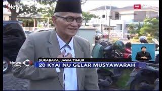 20 Kiai Nu Gelar Musyawarah Damai Lupakan Perbedaan Pilihan Pilpres - Inews Sian