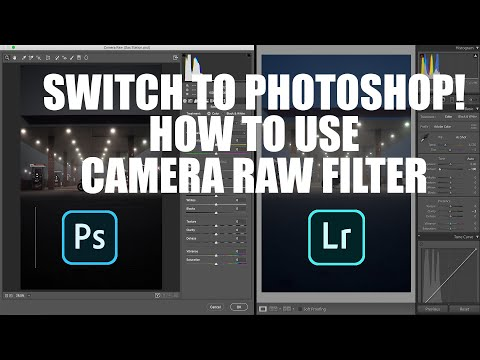 Powerful Editing Techniques! Lightroom In Photoshop