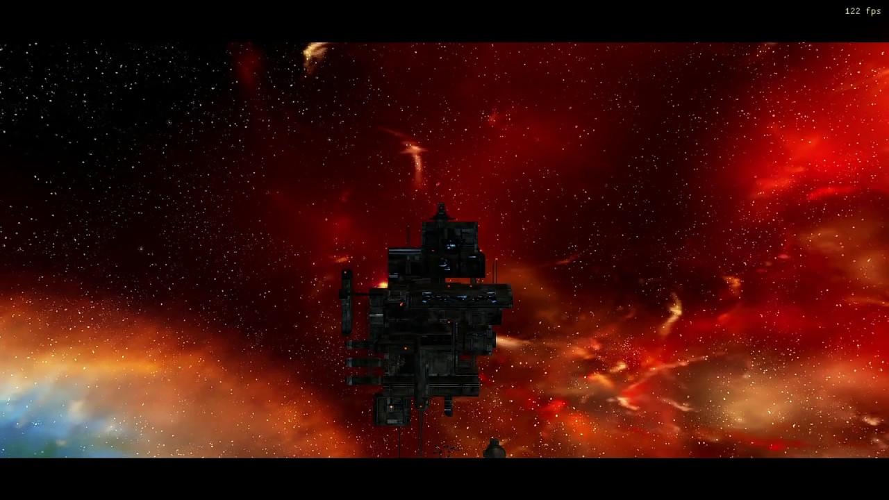 Star Wars Empire at War – FOC Alliance – Ion gun & Hypergun in Starbase