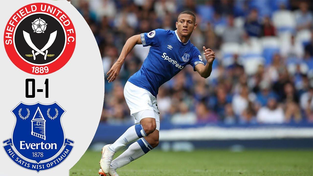 Download Everton vs Sheffield United 1 0 Highlights & Goals