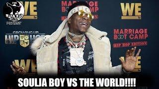 Soulja Boy Disses Drake, Kanye & Famous Dex (MUNFU PODCAST) thumbnail
