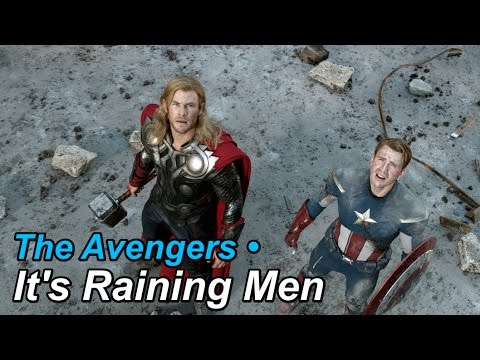The Avengers • It's Raining Men