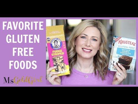 Favorite Gluten Free Foods | MsGoldgirl