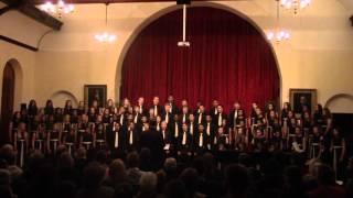 kersliedjie huguenot high school choir goodnow concert 2015