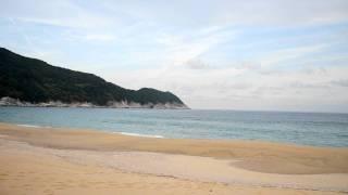 辺塚海岸(大隅南部県立自然公園内)
