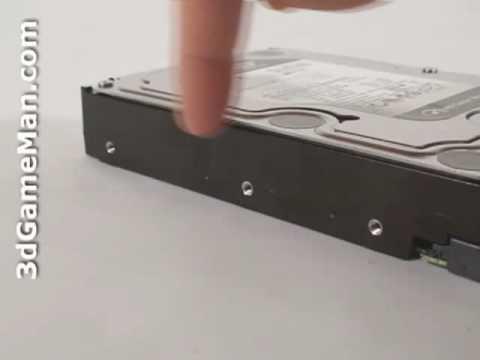 #973 - Western Digital Caviar Black 1TB Hard Drive