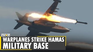 Israel hits Gaza with airstrikes after incendiary balloon fires | Latest International News | WION