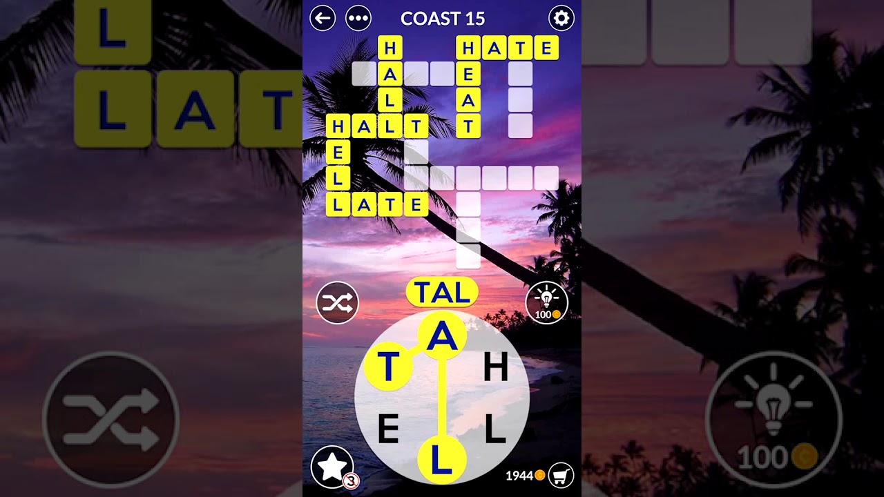Fresh 7 Wordscapes Coast