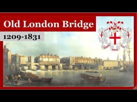 Medieval London Bridge - Mini Documentary