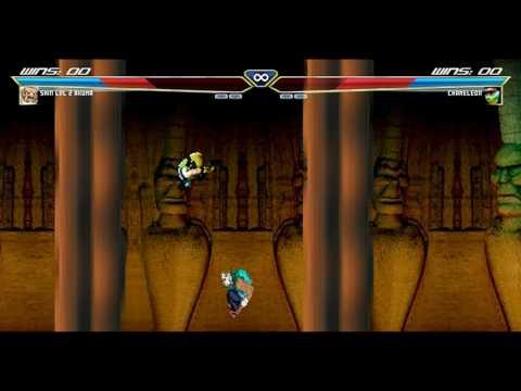 Mortal Kombat vs Street Fighter III - Battle in HD