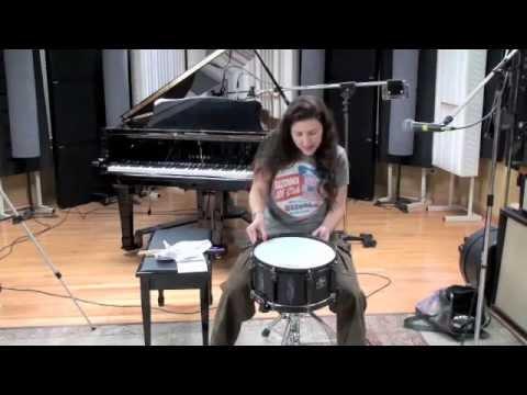 Gina Knight - Drum Head Tuning