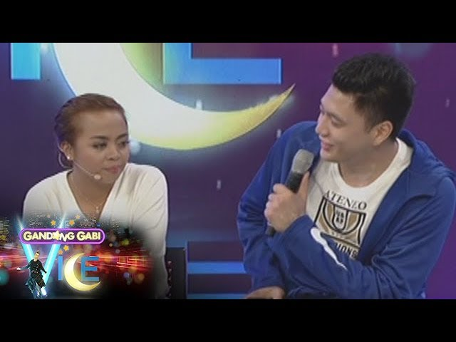 GGV: Thirdy Ravena, Isaac Go, and Chibueze Ikeh try to win Donna's heart