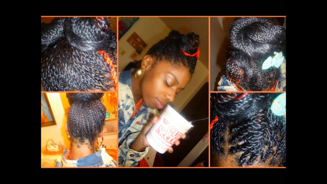 7 SENEGALESE TWIST STYLES DONE BY ME  YouTube