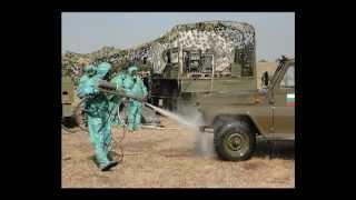 Войски ,радиационна ,химическа и биологическа защита!
