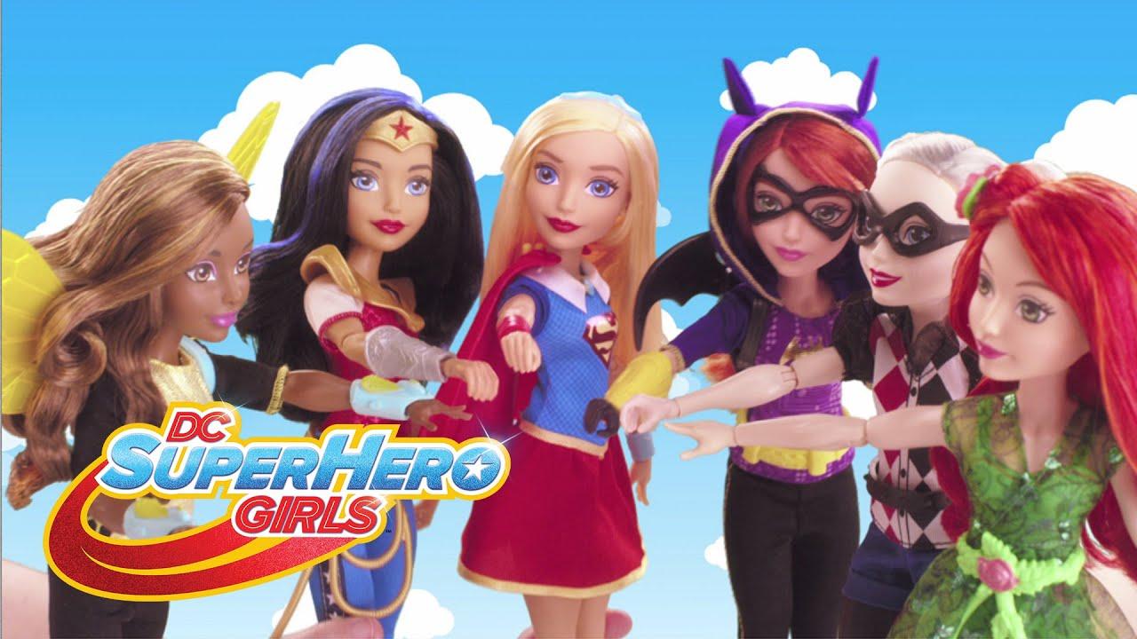 dc super hero girls target