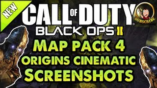Black Ops 2 - DLC 4 ''Origins'' Cinematic Release Date And New Screenshots (Map Pack 4)