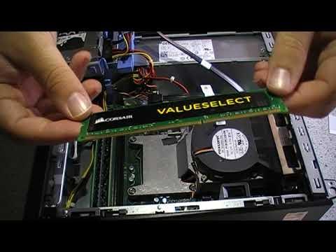 Dell Optiplex 7010 SFF Ram installation/upgrade