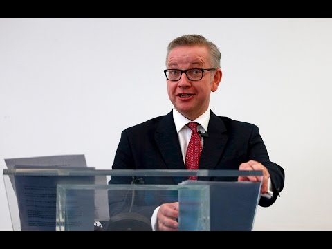 Michael Gove: 'whatever charisma is, I don't have it'