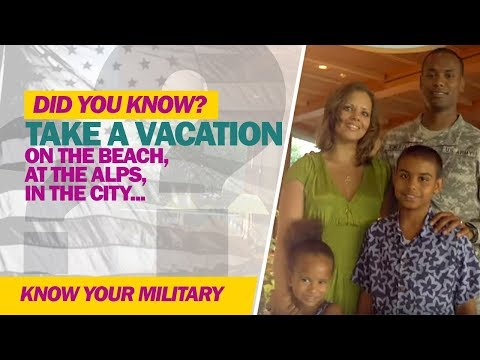 Armed Forces Recreation Centers