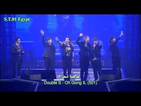 [Arabic Sub] SS501 - UR Man [ Mini Concert 2008]