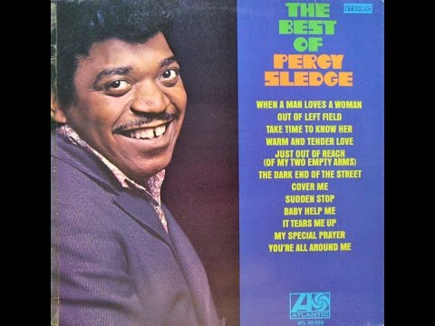 Percy Sledge ‎- The Best Of Percy Sledge