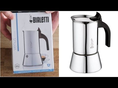 bialetti-venus-induction-4-cups-unbox-and-demo