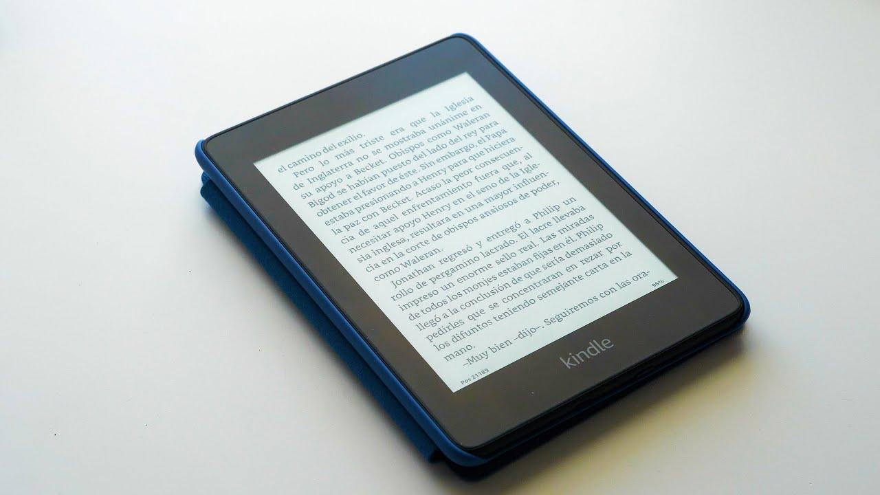 b487bb59d ▷ KINDLE PAPERWHITE: El mejor libro electrónico