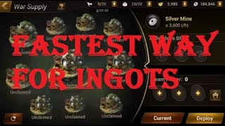 Dynasty Warriors : Unleashed, War supply, How To Get Ingots Fast, No Hack, No Cheat, Take 14