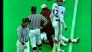 1978 Nebraska vs Oklahoma Key Plays with Radio Audio