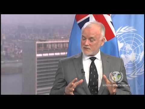 Interview With Peter Thomson the UN Ambassador of Fiji