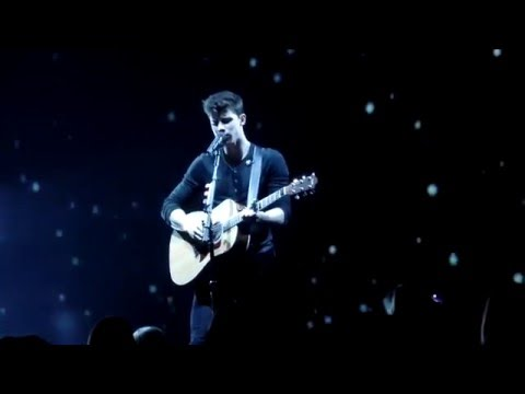 Shawn Mendes Three Empty Words New Song At Radio City Youtube
