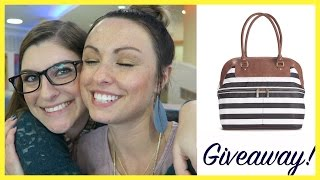 Emotional NICU Experience + Diaper Bag GIVEAWAY!!