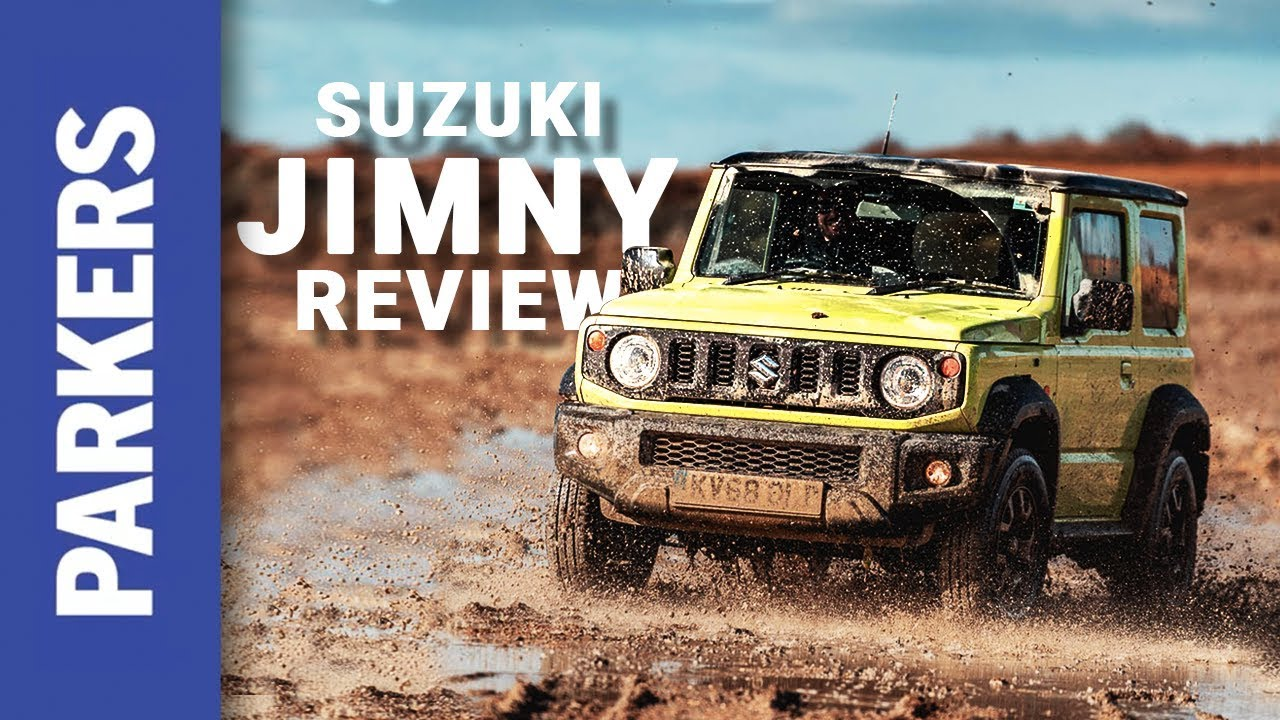 2020 Suzuki Jimny One Of The Best Non-US Off-Roaders >> Suzuki Jimny 2019 In Depth Review With Off Roading Would You Buy One