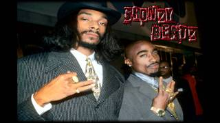 Snoop Dogg ft. 2Pac - Wanted Dead Or Alive Remix 2011 by ShonzY BeatZ