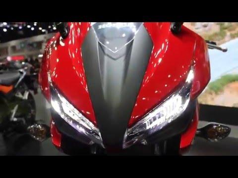รีวิวสั้นๆ New Honda CBR500r 2016 โฉมใหม่ล่าสุด !!
