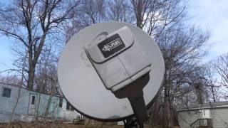 "Flat earth ""hoax"" - Satellite orientation"